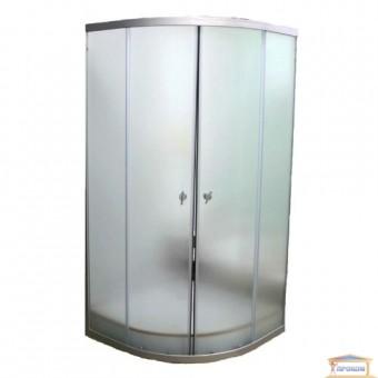 Изображение Душ кабина 091N 90*90*195 мелкий поддон, стекло fabrik купить в procom.ua
