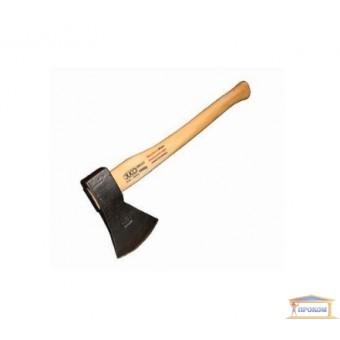 Изображение Топор с деревянной ручкой (Украина) 1000г 39-656 купить в procom.ua
