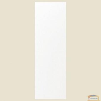 Изображение Плитка Керамогранит 33*100 Pure white rect купить в procom.ua