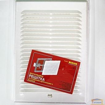 Изображение Решетка вентиляционная 180*250 жалюзи SV