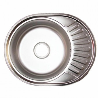 Изображение Мойка для кухни DELFI 5745E (08/180) декор
