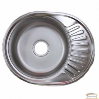 Изображение Мойка для кухни DELFI 5745E (08/180) матовая