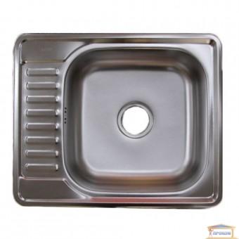 Изображение Мойка для кухни DELFI 5848E (08/180) декор купить в procom.ua
