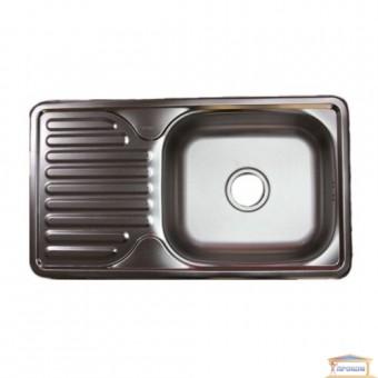 Изображение Мойка для кухни DELFI 7642E (08/180) декор купить в procom.ua