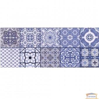 Изображение Плитка Измир Sote Color  20*50 голубая купить в procom.ua