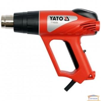 Изображение Фен технический сетевой YATO 2000 Вт YT-82288