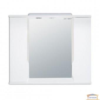 Изображение Зеркало Альба 95 белое Z-11