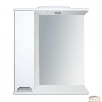 Изображение Зеркало Ява 50 белое левое Z-1 купить в procom.ua
