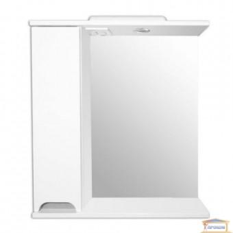 Изображение Зеркало Ява 55 белое левое Z-1 купить в procom.ua