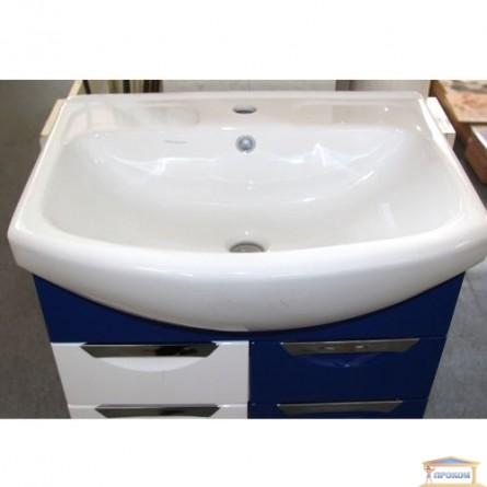 Изображение Тумба Гренада Изео 60 Т5 синяя купить в procom.ua - изображение 2