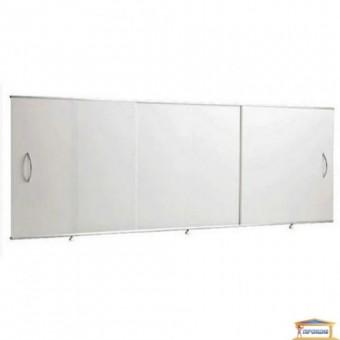 Изображение Экран под ванну Санта 1,2*0,56 белый (для акриловых ванн) купить в procom.ua