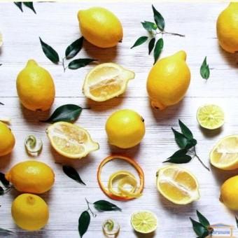 Изображение ПВХ панель Лимоны 600х2000мм (Панно)