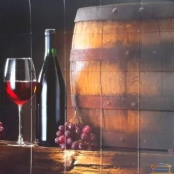 Изображение ПВХ панель Плитка Вино 960х485мм купить в procom.ua