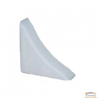 Изображение Заглушка для кухонного плинтуса мрамор светло-серый