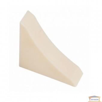 Изображение Заглушка для кухонного плинтуса слоновая кость