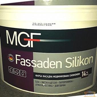 Изображение Краска фасадная M-790  MGF 14кг силикон купить в procom.ua