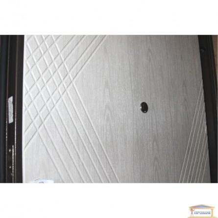 Изображение Дверь метал. ПБ 163 венге гор темный/дуб белен 860 левая купить в procom.ua - изображение 7