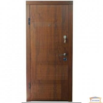 Изображение Дверь метал. ПК 18 V дуб темный/кале/ночн 860 К-100 левая купить в procom.ua