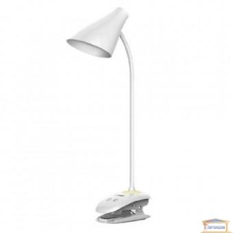 Изображение Лампа настольная RH LED OREON 6W прищепка 245201 купить в procom.ua