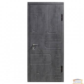 Изображение Дверь метал. П-3К-52 бетон темный  860 мм правая АКЦИЯ! купить в procom.ua