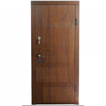 Изображение Дверь метал. ПК 18 V дуб темный/кале/ночн 860 К-100 правая купить в procom.ua