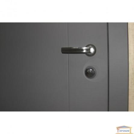 Изображение Дверь метал. ПО 220/221 софт хаки бел\мат, кале 860мм левая купить в procom.ua - изображение 3