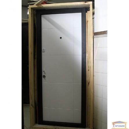 Изображение Дверь метал. ПО 220/221 софт хаки бел\мат, кале 860мм левая купить в procom.ua - изображение 4
