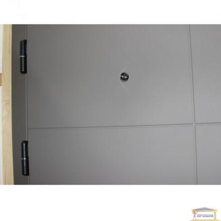 Изображение Дверь метал. ПО 220/221 софт хаки бел\мат, кале 860мм левая купить в procom.ua - изображение 2