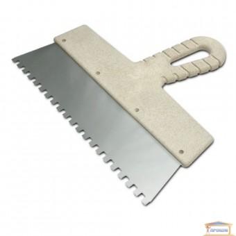 Изображение Шпатель зубчатый Light 200мм зуб 12*12  05-460 Colorado купить в procom.ua