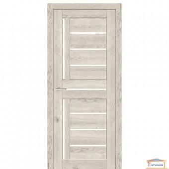 Изображение Дверь МДФ Смарт 051G 800 дуб светлый купить в procom.ua