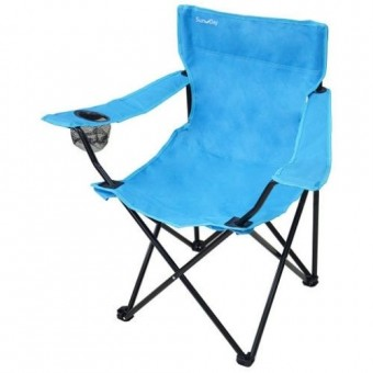 Изображение Кресло раскладное с подлокотниками, 50*50*80см 73-760 купить в procom.ua