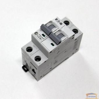 Изображение Автоматический выключатель 2р/16A EATON  (Домовой) купить в procom.ua