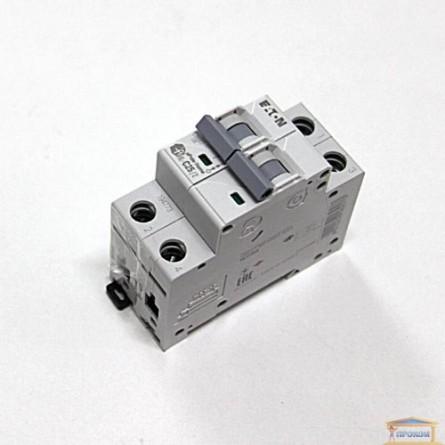 Изображение Автоматический выключатель 2р/25A EATON  (Домовой) купить в procom.ua - изображение 1