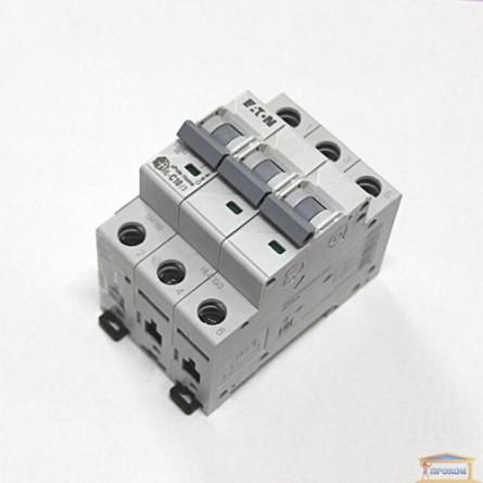 Изображение Автоматический выключатель 3р/10A EATON  (Домовой) купить в procom.ua - изображение 1