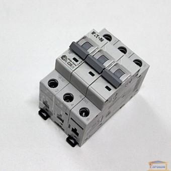 Изображение Автоматический выключатель 3р/20A EATON  (Домовой) купить в procom.ua