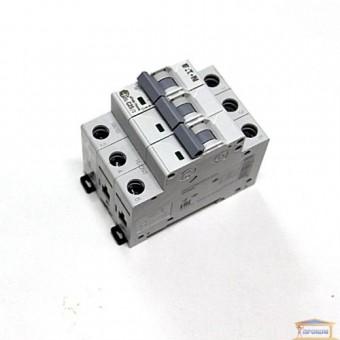 Изображение Автоматический выключатель 3р/25A EATON  (Домовой) купить в procom.ua