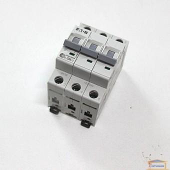 Изображение Автоматический выключатель 3р/50A EATON  (Домовой) купить в procom.ua