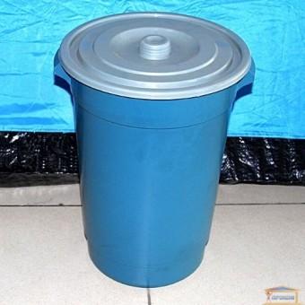 Изображение Бак п/э пищевой с крышкой 25 л