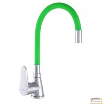 Изображение Смеситель для кухни Zerix SOP7 146 Reflector Green купить в procom.ua