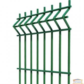 Изображение Секционный забор 1,5м зеленый купить в procom.ua