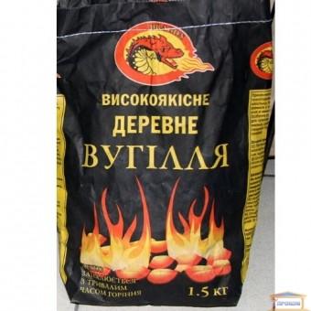 Изображение Уголь древесный Dragon 1,5кг купить в procom.ua