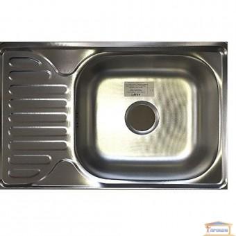 Изображение Мойка для кухни Крафт 6642D (06/160) декор купить в procom.ua
