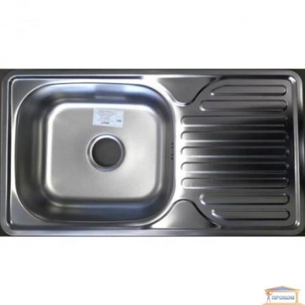 Изображение Мойка для кухни Крафт 7642D (06/160) декор купить в procom.ua - изображение 1