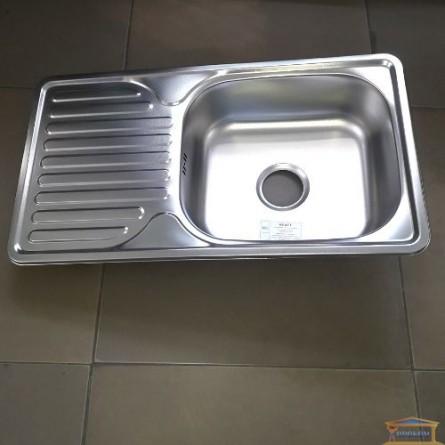 Изображение Мойка для кухни Крафт 7642D (06/160) декор купить в procom.ua - изображение 2