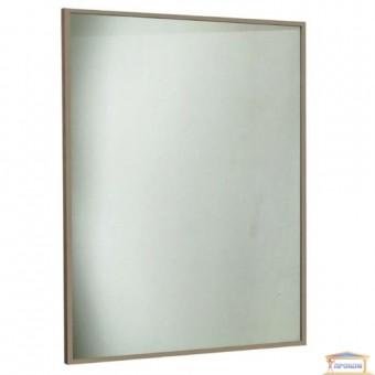 Изображение Зеркало в алюминиевой рамке 0,8*0,6м купить в procom.ua