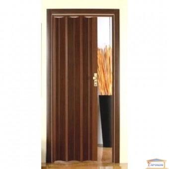 Изображение Дверь Гармошка 2030*840 мускатный орех АКЦИЯ! купить в procom.ua