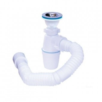 Изображение Сифон для умывальника Waterstal 32019 купить в procom.ua