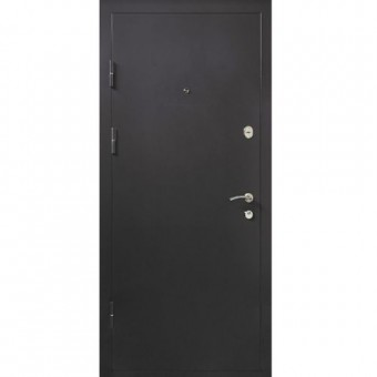Изображение Дверь метал. ПУ 198 левая 960 серая текстура купить в procom.ua