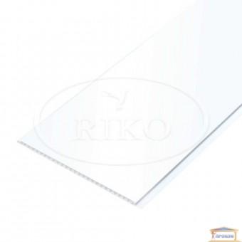 Изображение Панель (3,0*0,25м) Рико Белый лак купить в procom.ua