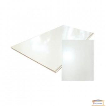Изображение Панель (3,0*0,375м) Рико Белый глянец А06 купить в procom.ua